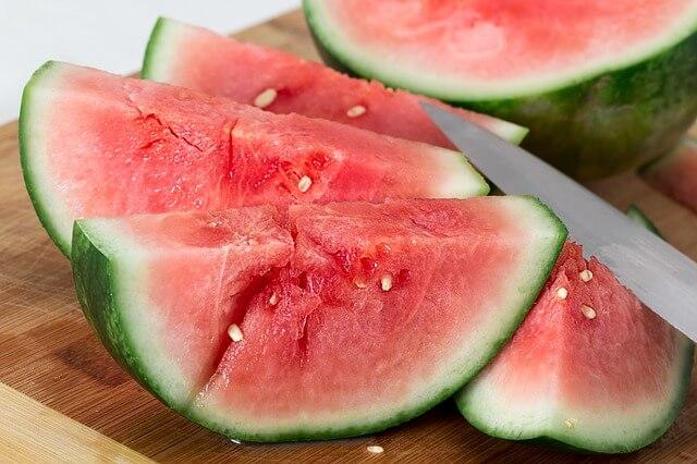 Må hunde spise vandmelon?